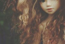 Hijas de Zeus / Ball Jointed dolls we love.