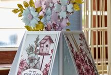 Pop Up Boxes / by Craftwork Cards