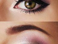 Make up nails and things  / by *Gina* Winston