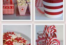 Fiestas temáticas / by Jarita´s Cookies