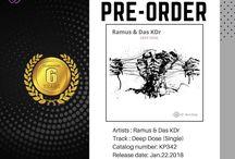 KP Recordings Pre-Order