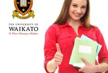 University of Waikato, NZ Delegate Visit - Riya Education / University of Waikato, NZ Delegate Visit - Riya Education