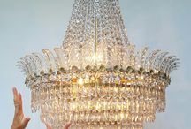 French Baccarat Chandelier