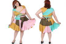 Disney Inspired Convertible Dresses / Custom convertible dresses inspired by characters from Disney!