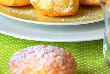 mini gâteaux citron