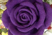 crochett flowers