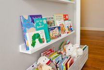 muebles libros niños