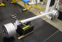 Homemade gym equipment ideas
