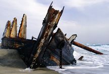 Research (Shipwrecks): Imagining the World of the Wood Cow Chronicles / The bygone places of the Wood Cow Chronicles are now known only from the ancient and fragmentary manuscripts that have survived the ravages of time and been recovered by the author. In bringing those former times to life for modern readers with only ancient texts to go on, places in our own world stir the imagination.