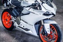 Motorcycles/Cars