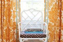Window treatments / by Anne McCourtney Interiors