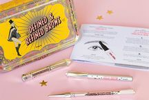 Benefit Christmas Collection / All things Benefit Cosmetics available this Christmas!