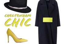 Cheltenham Festival / Inspiration for your perfect ladies' day outfits.