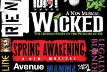 Musicals I Love / by Liana Lowenstein, MSW, CPT-S