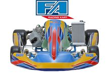 FA KART 2015 chassis / Find all chassis and accessories on www.kartarenamotorsport.co.uk