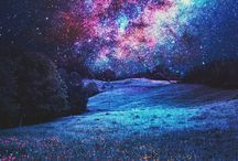 Skies and stars