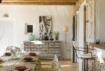 Shabby Chic or Rustic Style