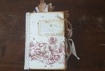 Junk Journal / My own created Junk Journals