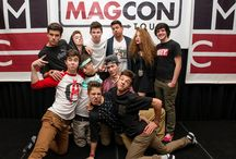 Magcon & releted