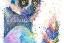 Sophie Appleton / Artist Sophie Appleton paintings