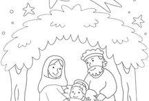 disegni natalizi