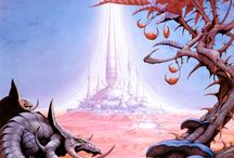 Rodney Matthews Gicleé Prints / Available at: www.rodneymatthewsstudios.com