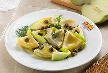 Zeytinyağlılar / Binlerce faydası olan zeytinyağı ve sebzelerin aynı tabakta bir araya gelişi.