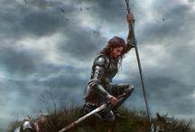 Ancient/Fantasy Battlefields