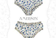 bra & panty pattern