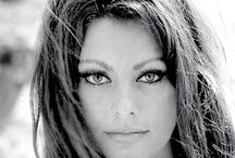 Sofia Loren / by Sandy Kenter