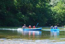 Descenso del Sella en canoa / Fotos de nuestros clientes bajando el sella en canoa