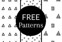 Fabric Patterns / Fabric