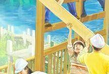You can live forever in paradise on earth. - Revelation 21:4. www.jw.org / Du kan få leve evig på en paradisisk jord. - Åpenbaringen 21:4. www.jw.org