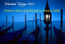 Win a trip for 2 to Venice, Italy! / 2013 Raffle! Win a trip for 2 to Venice , Italy! visit www.ItalianFesta.org to purchase your chance today! Winner need not be present at time of drawing / by ItalianFesta Tallahassee