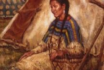 My giclee/poster images / I provide these images as giclees and prints on paper. These paintings were the favorites of my fans. Featuring tribes from all across the country.