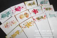 Stampin' Up!® - Perpetual Birthday
