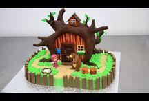 Tutorials:  Cakes StepbyStep Videos