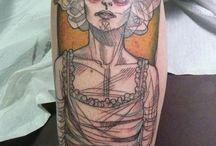 Tattoos / by Corey Ernst-Davis