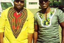 Men's African Fashion / Afrokulcha designs
