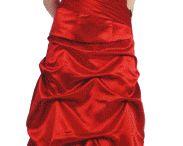 Long dresses / Lady in long dress