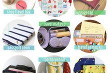 travel essentials ✔
