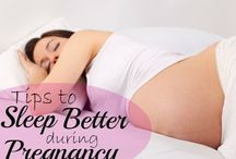 Pregnancy sleeping tips and advice