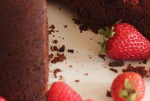 Jasper's Chocolate Mayonnaise Cake / by Chef Jasper Mirabile