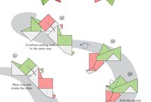 Origami estrellas