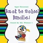 3 - 5 Back to School Bonanza