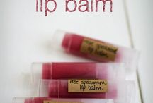 essential oils lips