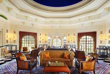 Niebanalne wnętrza hoteli / Hotele z całego świata