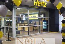 Balloon Arches by NOLA Party Boutique / Balloon Arches