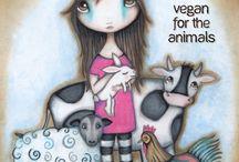 Vegan Art