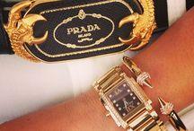 """Prada Gucci..,,etc"""" / Accesorios Relojes etc..."""